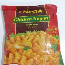 Fiesta Chicken Nugget DS 500g