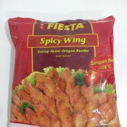 Fiesta Spicy Wing 500g