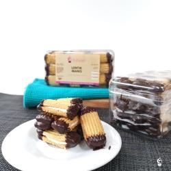 GF Lentik Manis Butter Cookies
