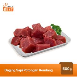 Daging Sapi Rendang Potong 500 gr