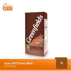 Susu Greenfields UHT Coklat 1000ml