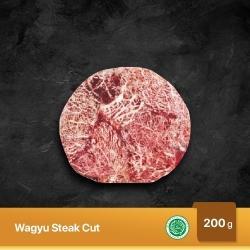 Wagyu Steak Cut 200 gr