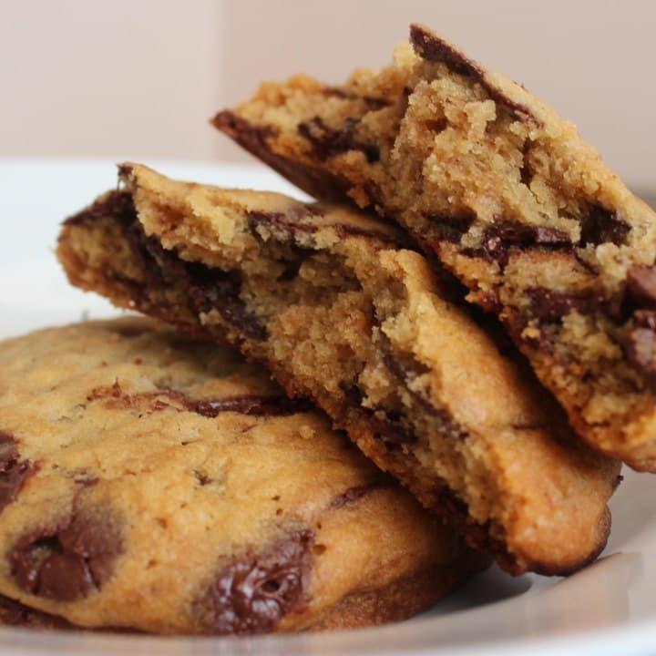Big Soft Baked Cookies
