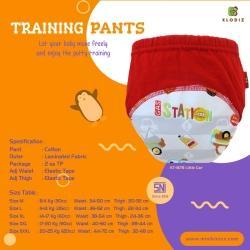klodiz M & L training pants