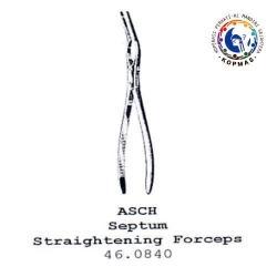 ASCH septum Strightening Forceps 46.0840