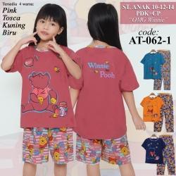 Setelan Celana Panjang Anak 10-12-14
