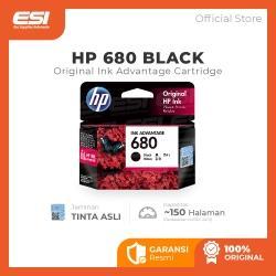 HP 680 Black Original Ink Advantage