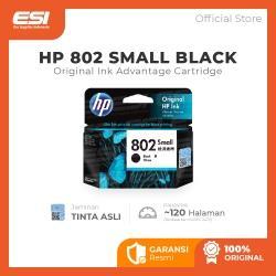 HP 802 Small Black Original