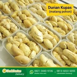 Durian Kupas Medan 800gr
