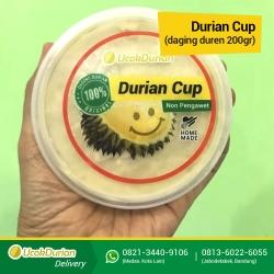 Durian Cup 200gr
