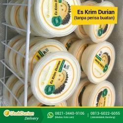 Es Krim Durian 200ml