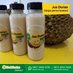 Jus Durian Medan 250ml