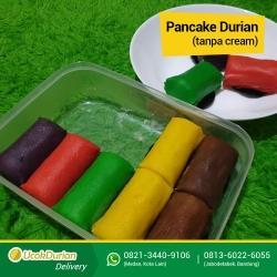 Pancake Durian (Non Cream) Isi 10