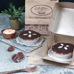 Choco Brownie Pie (KIDS FAVOURITE)