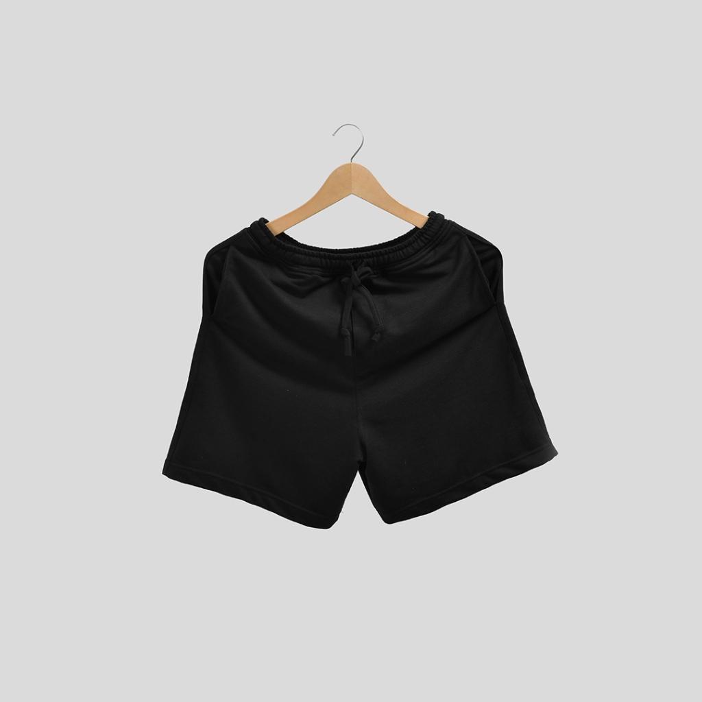 Hann Lazy Shorts in Black