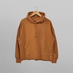 Mae Hooded Sweats in Brown